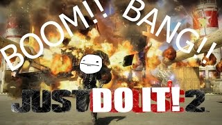 Just Cause 2 - เมื่อริโก้เป็น Terminator กับ Mod สุดแสนจะวุ่นว้าย! (Funny Moment) By Host