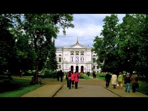 Russia: Tomsk - a charming Siberian City