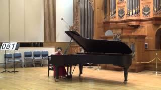 第32回 日本ピアノ教育連盟オーディションA部門予選