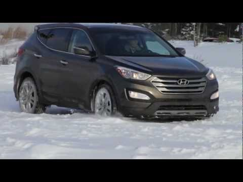 Road Review Hyundai Sante Fe Sport