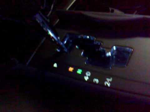 2007 Toyota Camry Led Interior Lights Youtube