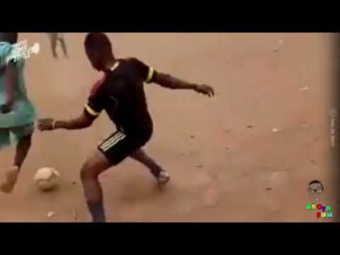 Best funny african football Skills