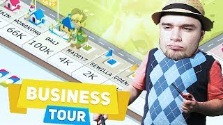 POLAKI ROBAKI CHALLENGE! | Business Tour [#41] (With: Dobrodziej, Diabeuu, Kubson)