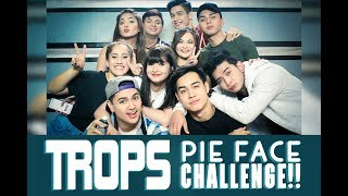 TROPS PIE FACE CHALLENGE!!!