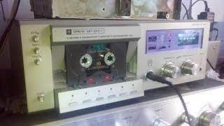 Новые кассеты, проверка