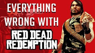 GamingSins: Everything Wrong With Red Dead Redemption