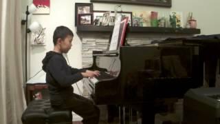 Non Prodigy Piano#55  RCM7 H. Lemoine Etude In G Minor, Op 37, No  31