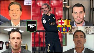 BARCELONA Antoine Griezmann vive su mejor momento. Messi, Alba, Pedri y De Jong, destacan | ESPN FC