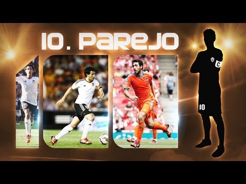 Top 10 Goals From Parejo's 100 Games For VCF