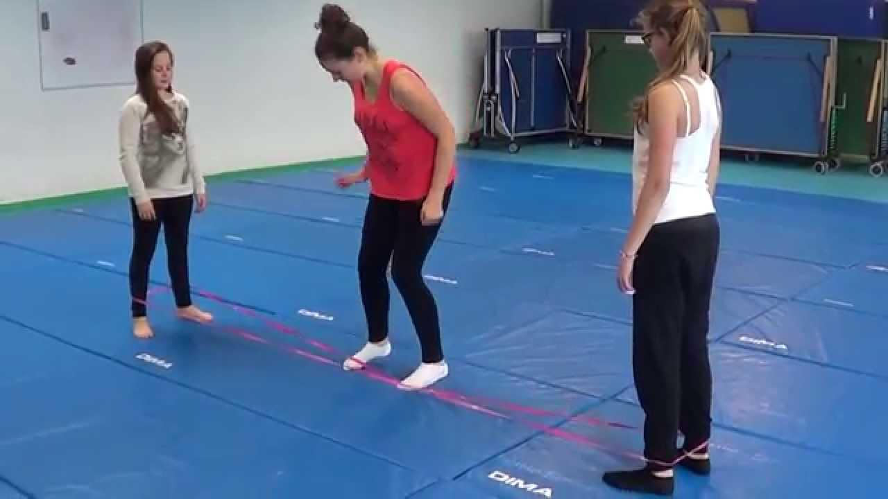 Assez Jeux à l'élastique - YouTube YV84