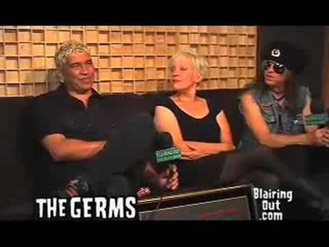"The Germs talk about ""What we do is secret'""with Eric Blair"