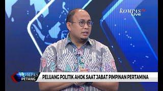 Jalan Politik Ahok Jadi Pimpinan Pertamina, Andre Rosiade: Tak Perlu Mundur dari PDI-P