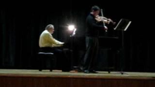 Kreisler Praeludium and Allegra - Viola