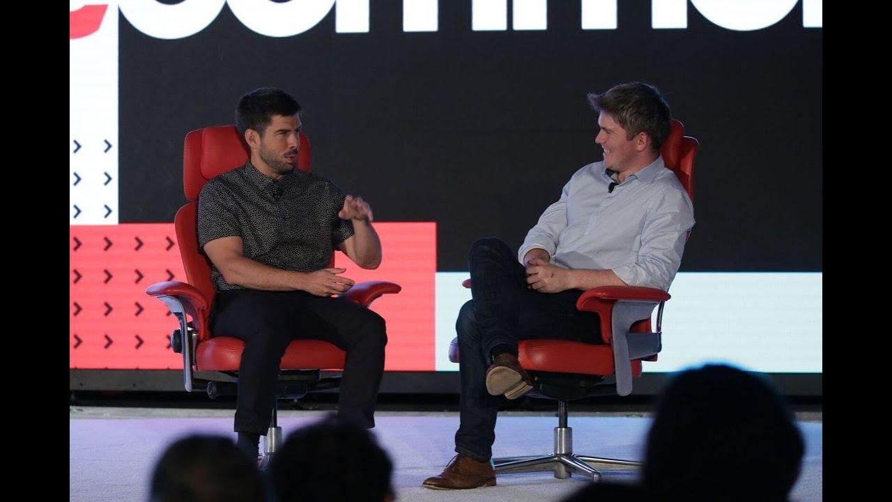 Stripe co-founder John Collison | Full Interview | 2018 Code Commerce