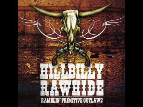 Hillbilly Rawhide - fugindo com a pacoteira