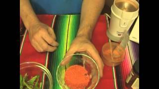 Delicious Homemade Mild Chili Powder!