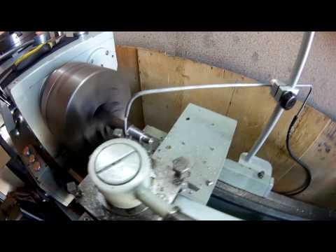 Система подачи сож на токарный станок