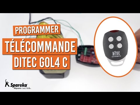 How To Program Ditec Remotes Doovi