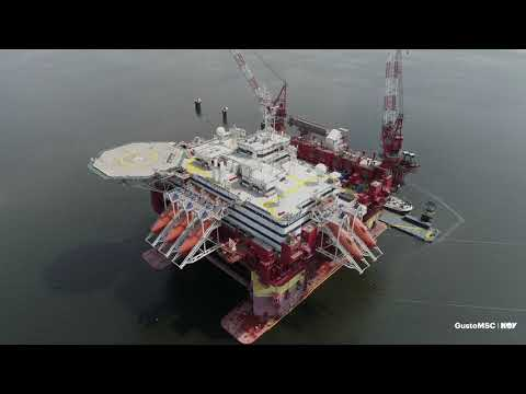 GustoMSC, The Pioneers of Offshore Engineering