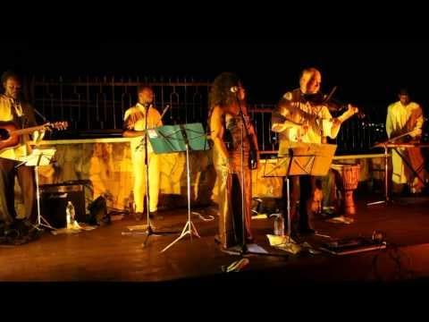 Hallelujah performed by Verushka Engola (Cameroon)
