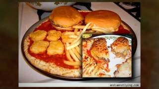University Of Houston Pizza - Weirdest Pizza Toppings