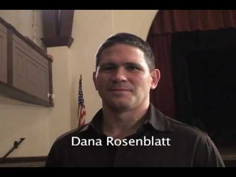 Dangerous Dana Rosenblatt, boxer, The Best of Visual Radio with Joe Viglione