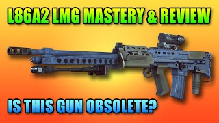 L86A2 Mastery - Is This Machine Gun Obsolete? | Battlefield 4 LMG Gameplay