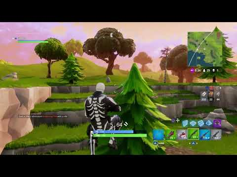 Fortnight with me talking a lot with new control freaks