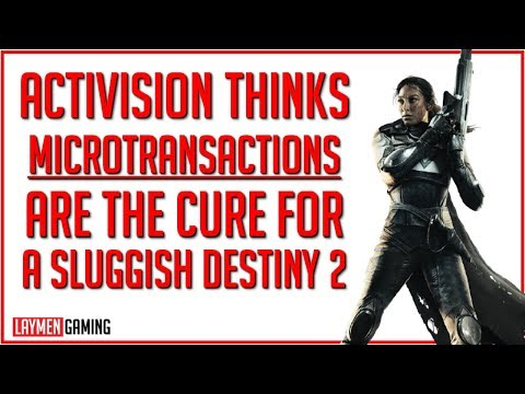 Activisions Plans To Monetise Destiny 2 Further After Poor Performance thumbnail