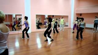 Танец с тростью в Танцбурге