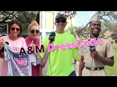 Student's Perspective: Texas A&M Dress Code