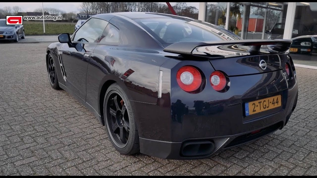 Mijn Auto: Nissan GT R Spec V Van Mark