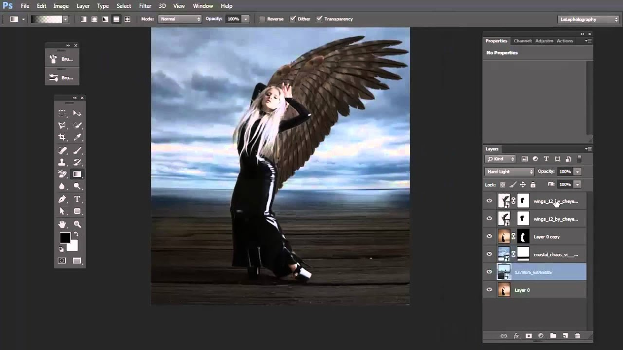 Photoshop CC Tutorial - The Wonderful Things You Can Do ...