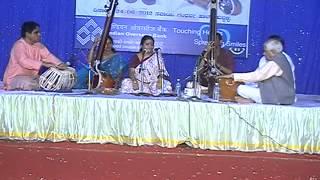tana mana dhana, sarala madhusudhan, disciple of Dr. Prabha Atre, Raag Kalavatii