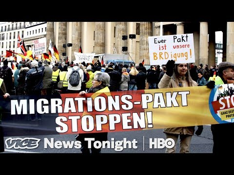 What Angela Merkel Stepping Down Means For Germany (HBO)