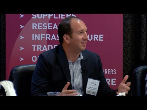 Josh Friedman | Drone Industry Keynote, Amp SoCal | November 10, 2017