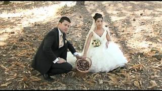 Madre canta a la novia en la boda