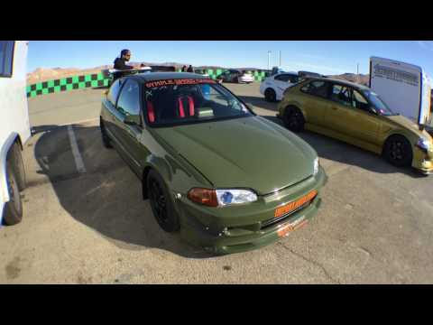 Super Street FF Battle Hondas