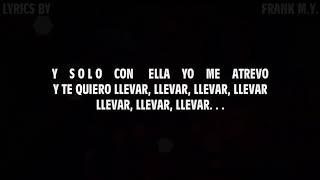 Maikel DeLaCalle - Me Atrevo (Lyrics/Letra2017)