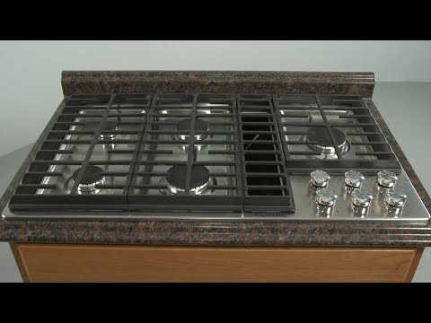 Kitchenaid Gas Downdraft Cooktop Disassembly - Model #KCGD506GSS00