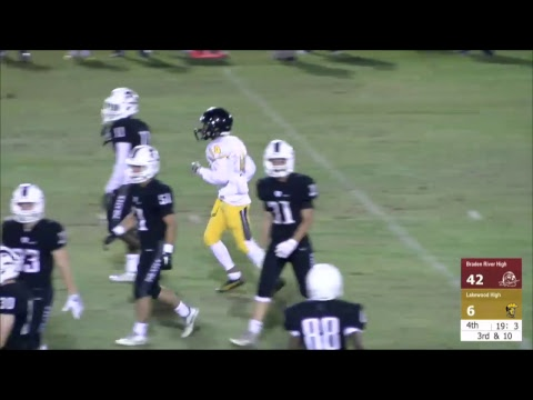 Braden River Football vs. Lakewood - Spring Football
