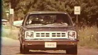 1978 Chevrolet Chevette - Dealership Film