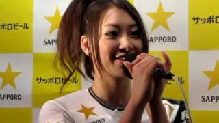 2010年開幕第3戦はサッポロビール☆サンクスマッチでした。試合開始前に...