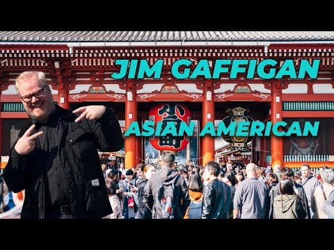 """Asian American"" - Jim Gaffigan Stand up (NEW MATERIAL Full Set)"