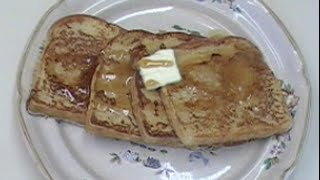Beginning Cooks Fluffy French Toast