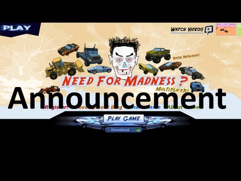 Need for Madness 2: Hacked! - YouTube