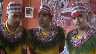 Interview with triple brothers  Saujan, Saugat and Sauraj Devkota