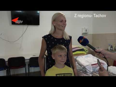 Z regionu  ČČK Tachov pořádá sbírku pro Moravu
