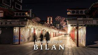 Un an au Japon : le bilan