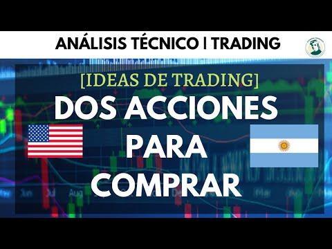 Estas Dos Acciones Se Están Poniendo Lindas | Bolsa Argentina Y De EE.UU.